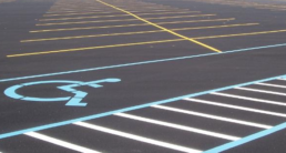 Striping Parking Lot - DP Paving